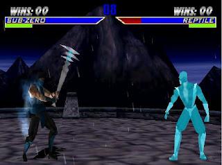 Mortal Kombat 4 (PC) 1992