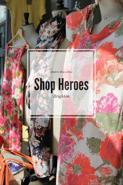 Brighton Shop Heroes, Preloved in Fiveways
