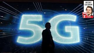 Dünyada 5G Savaşları Başladı