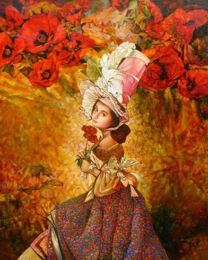 Романтическое представление мира вокруг. Marat Margaryan