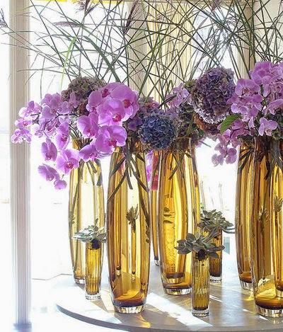 House Decor Flowers|http://refreshrose.blogspot.com/