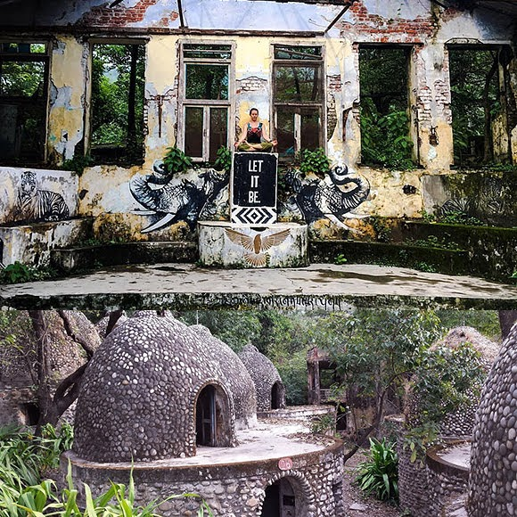 La renaissance de l'ashram des Beatles à Rishikesh