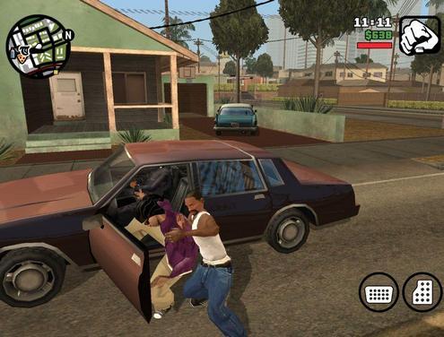 Download Game Grand Theft Auto (GTA) San Andreas Gratis