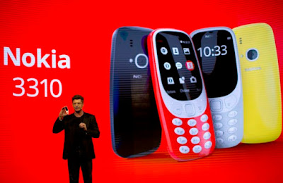 Nokia 3310 is coming out next month, new leak suggests