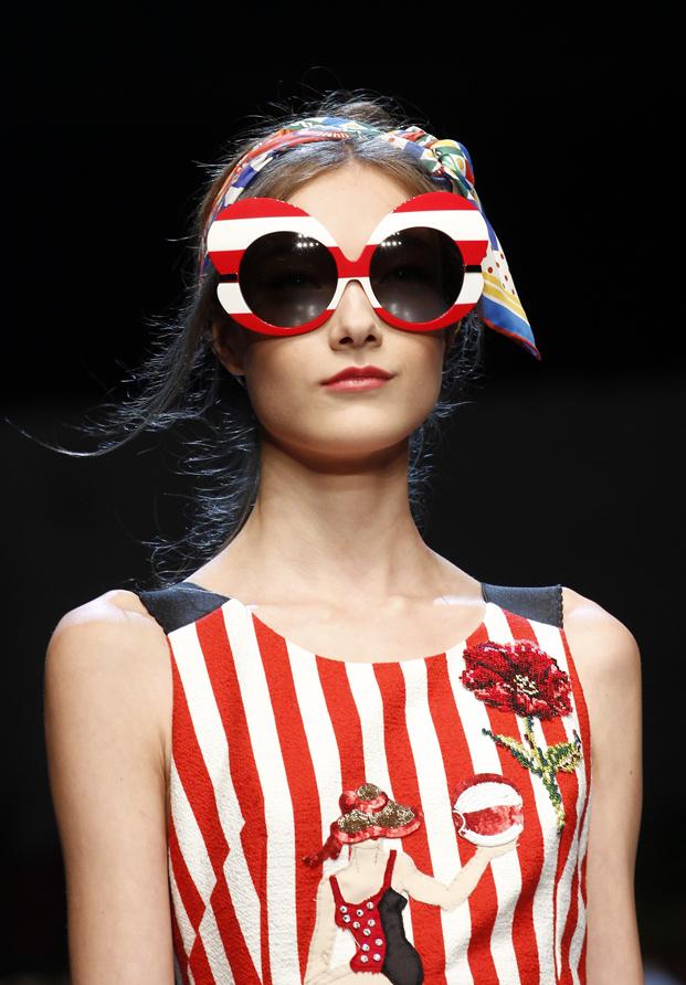 Dolce & Gabbana Spring Summer 2016