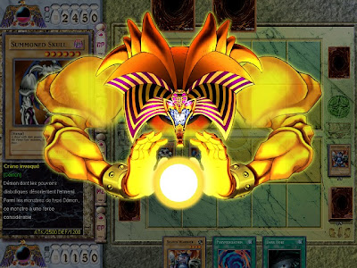 Yu Gi Oh! Power of Chaos Yugi the Destiny Full Download (PC Game)