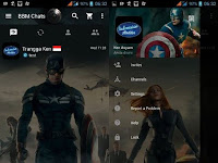 Free Download [BBM MOD] Captain America APK v2.13.1.14 Terbaru by Trangga Ken