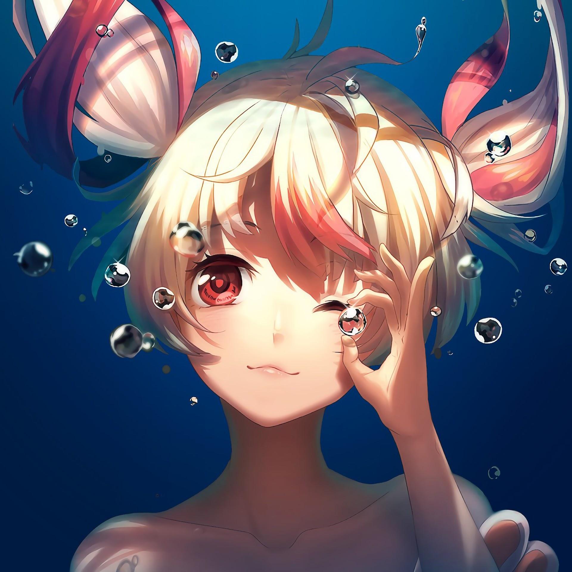 Anime, Girl, 4K, #173 Wallpaper