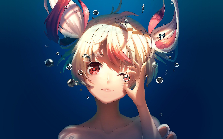 Anime Girl 4k Wallpaper 173