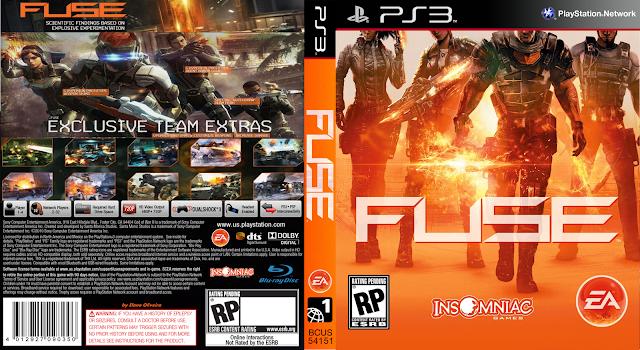 Fuse Xbox 360 Download : Fuse ps download torrent super games brasil