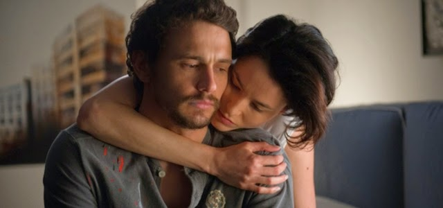 Liam Neeson, Mila Kunis, James Franco e Adrien Brody no trailer de THIRD PERSON