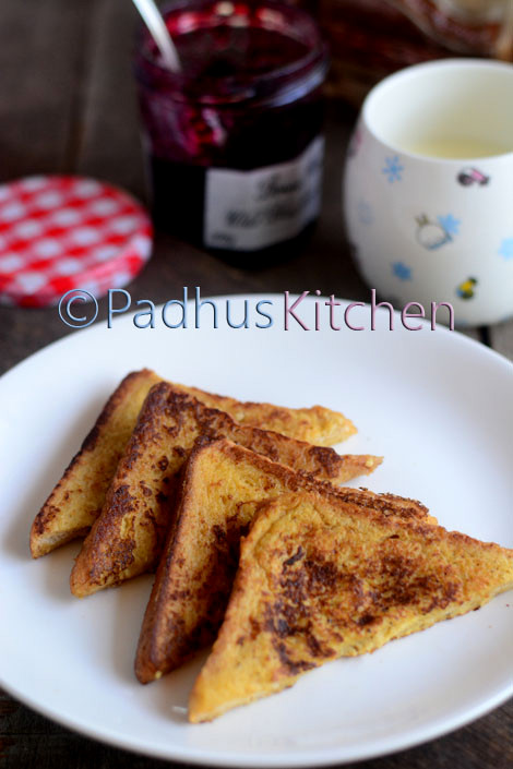 French Toast-How to make French Toast