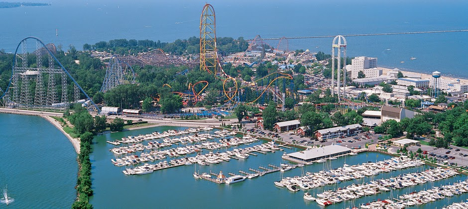 Seeking A Thrill 7 Great Amusement Parks With Nearby