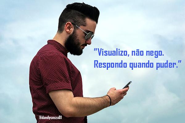 Dicas de Etiqueta no Whatsapp | Visualizo, não nego. Respondo quando puder - Blog #tas