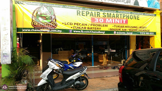 Purajaya, Bangi, iPhone Repair Specialist, Smartphone Repair Centre,