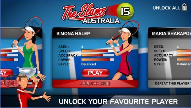 تحميل لعبة Stick Tennis لاجهزة الاندرويد