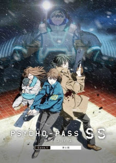 تقرير فيلم التمرير النفسي: مخترق النظام - الخطيئة والعقاب Psycho-Pass SS Case 1: Tsumi to Batsu