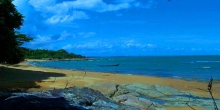 Pantai Temajuk pantai temajuk paloh foto pantai temajuk pesta pantai temajuk wisata pantai temajuk keindahan pantai temajuk sejarah pantai temajuk