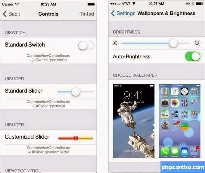 Learn ios 7 App Development: Switches and Sliders [Got Views?]