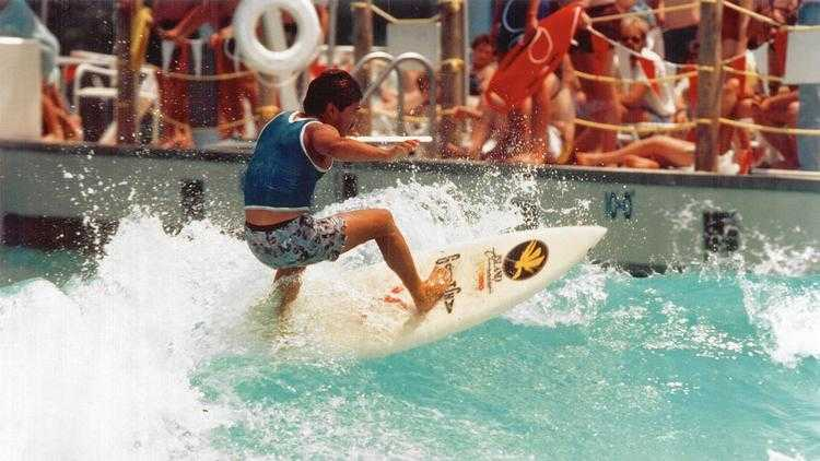 World Inland Surfing Championships 08