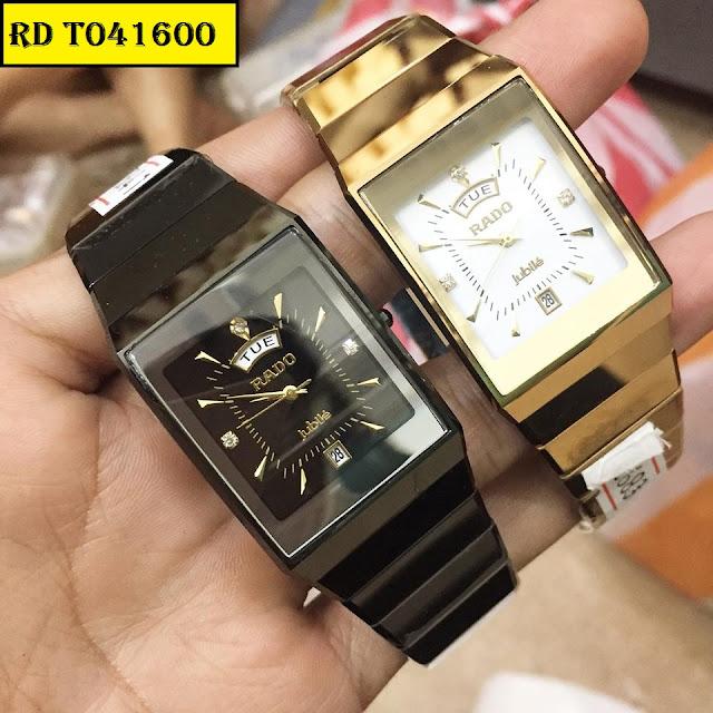đồng hồ Rado mặt vuông RD T041600