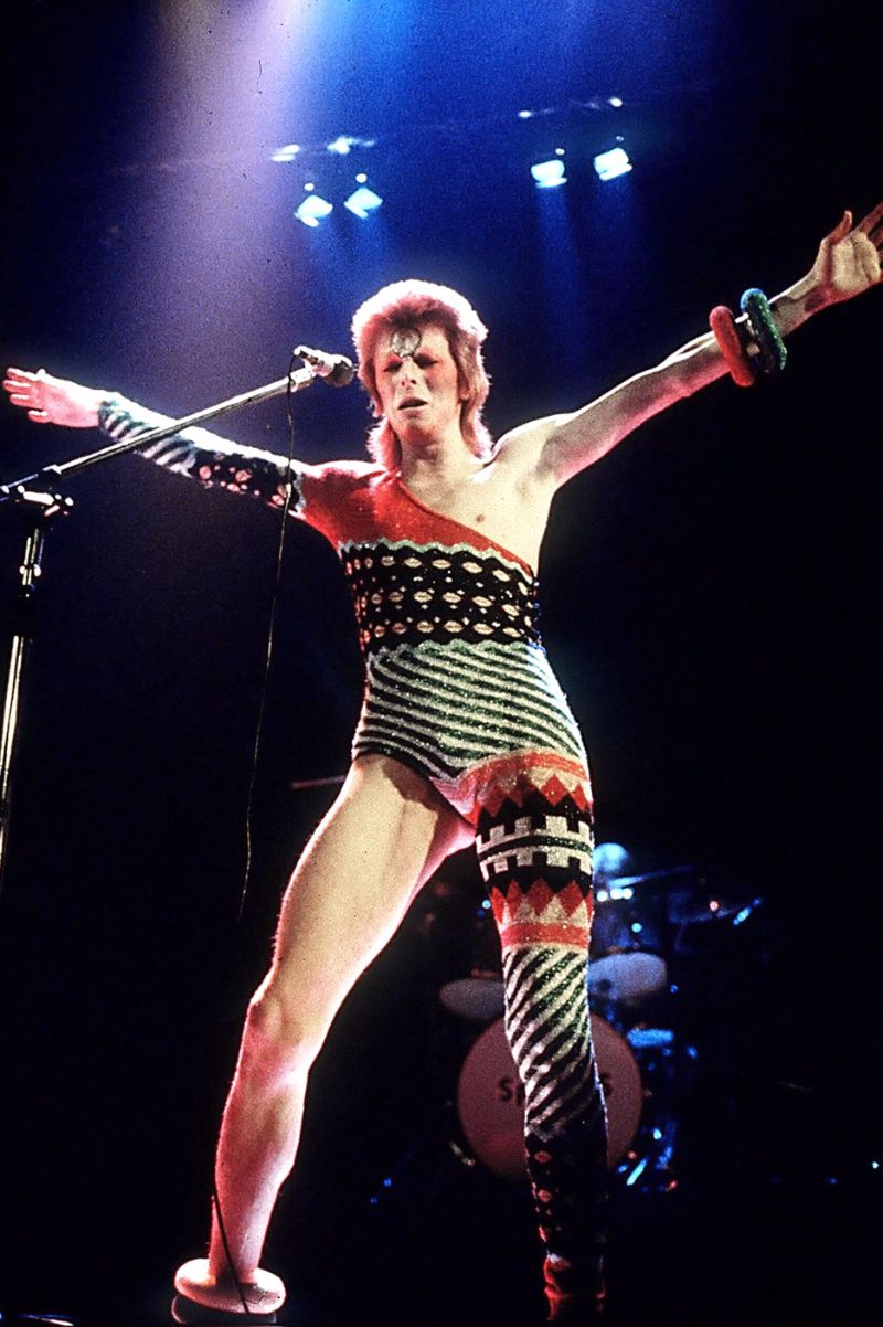 Red Shoe David Bowie