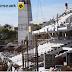 Ενώνονται τα πέταλα στην «Αγιά Σοφιά», ετοιμάζεται το πάνω διάζωμα (VIDEO)
