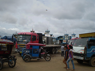Commerce in Iquitos
