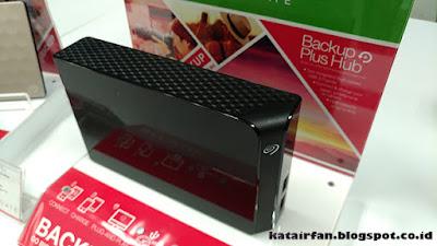 Begini canggih dan kerennya HDD External terbaru dari Seagate !