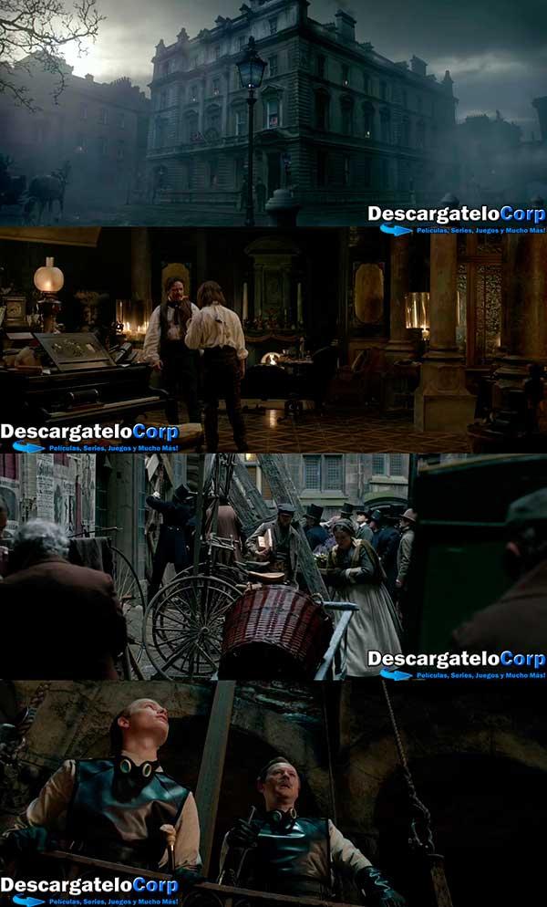 Victor Frankenstein HD 720p