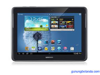 Cara Flashing Samsung Galaxy Note 10.1 GT-N8000