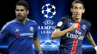 Chelsea x PSG - Champions League 2016 - Data, Horário e TV