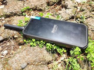 Blackview BV9500 Pro PTT UHF 4G LTE RAM 6GB IP68 Certified 10000mAh Battery