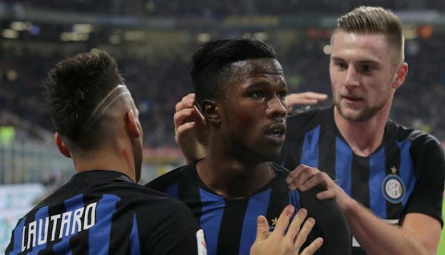 Inter 3-0 Frosinone, Spalletti Senang Dengan Respons Nerazzurri
