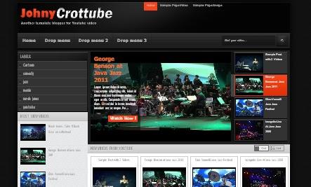 johny crottube xml template