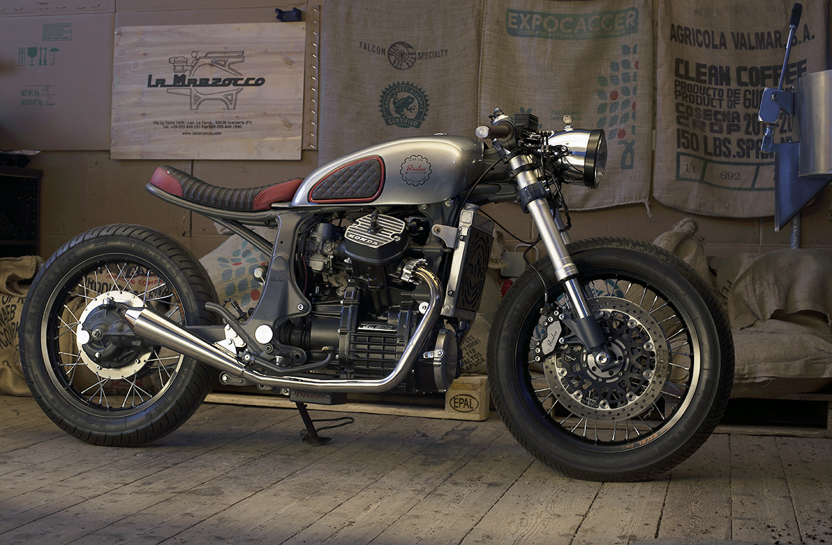 Honda Riding Gear >> Honda Birdee - Mokka Cycles GL500 Interstate | Return of the Cafe Racers