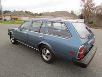 1980 Toyota Corona Station Wagon Auto Restorationice