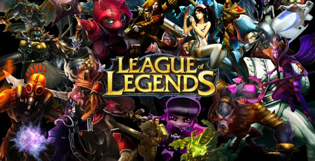 League of leguends zonafree2play