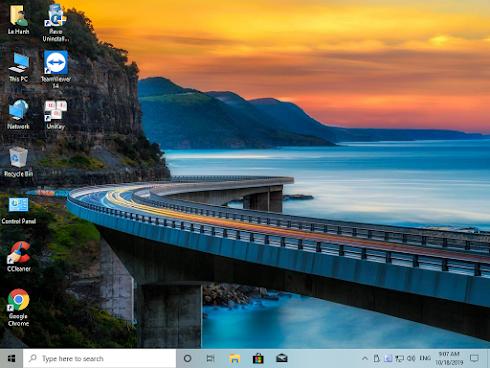 Bộ cài Windows 10 Education, Version 1909, OS Build 18363.418 (64-bit)