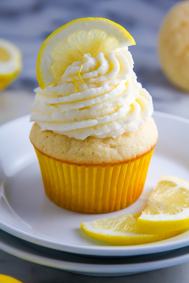 Lemon Ricotta Cupcakes | Cake Magazine