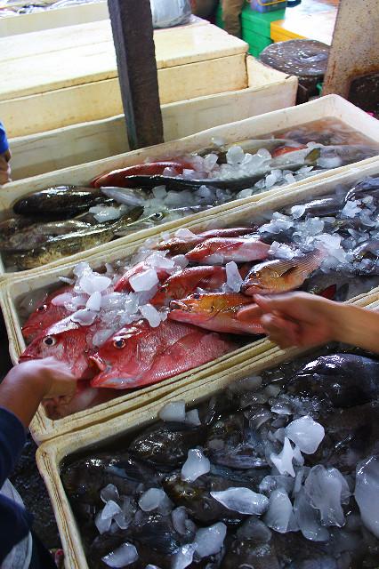 pasar ikan kedonganan bali