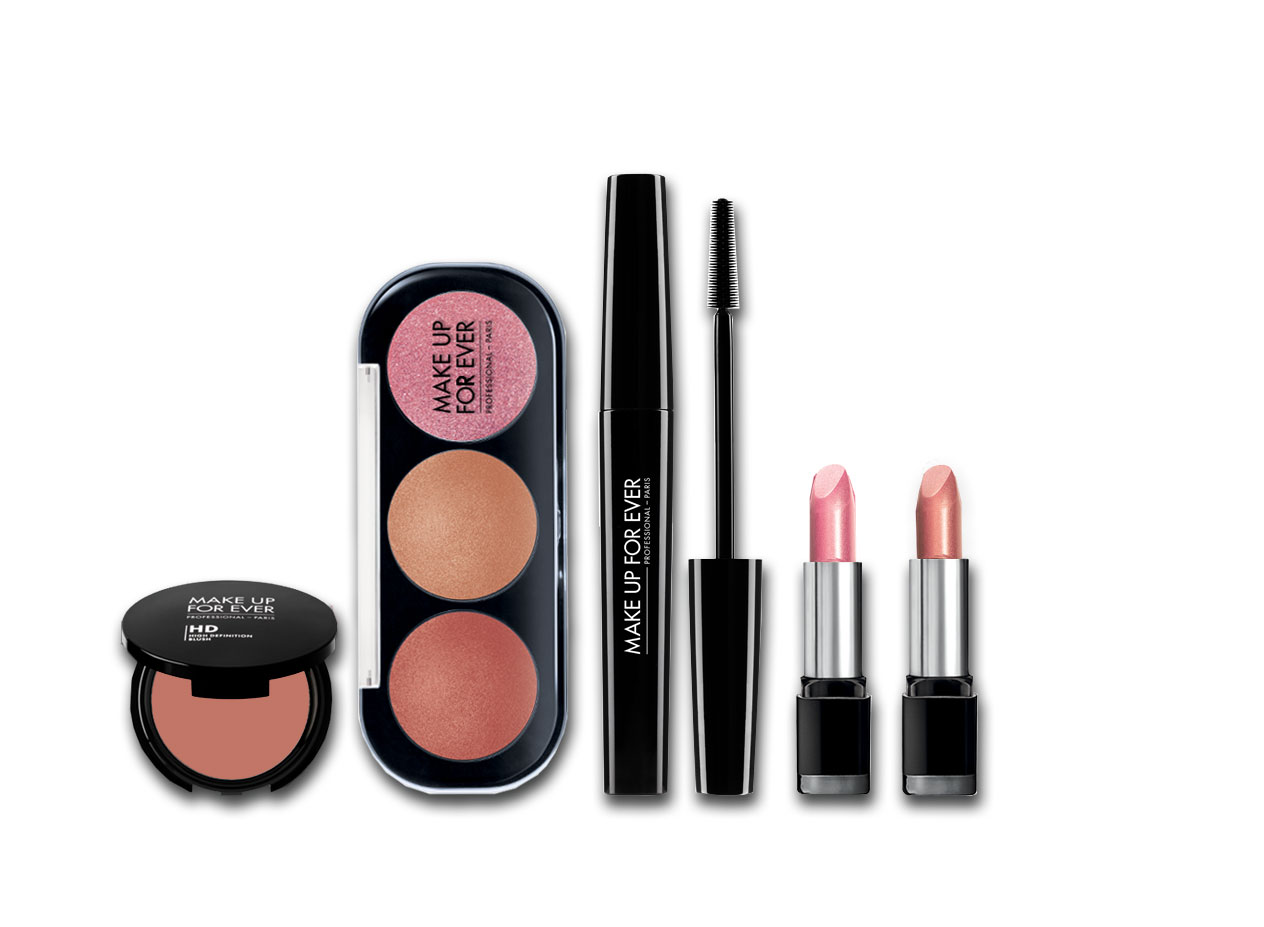 make up for ever collezione primavera