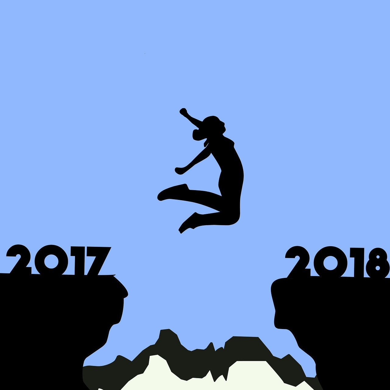 2017 φεύγει, 2018 έρχεται