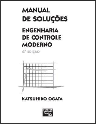 TUDO SOBRE ELETRICIDADE ::..: MANUAL DE SOLUÇÕES OGATA 4ª