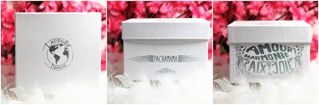 avis Coffret Cadeau Pachamama de Latitude Nature, blog bougie, blog parfum, blog beauté