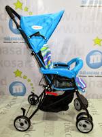 Duduk Blue Does DS209 Kereta Dorong Bayi
