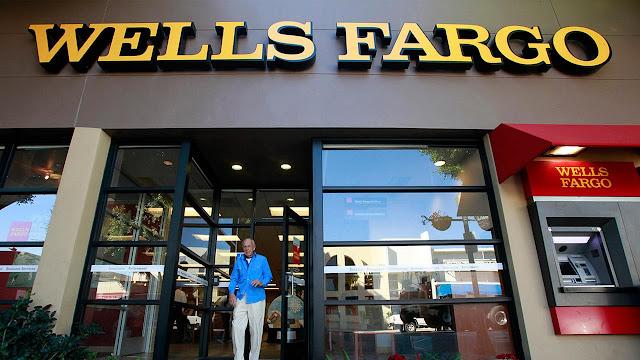 Você é um cliente de Wells Fargo...