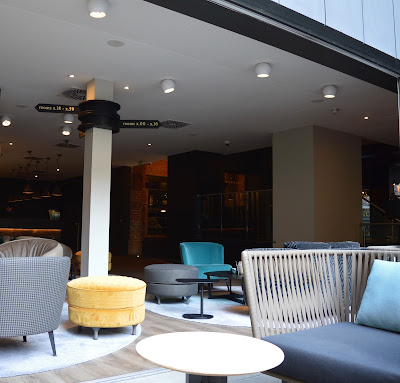 Motel One, Pleased to Meet You & Osaka | Date night in Newcastle - Motel One Bar
