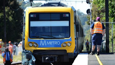 Metro Melbourne Trains Driver Jobs 2016-2017