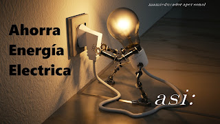 ahorrando energia electrica